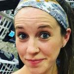 Jill Duggar selfie from Instagram.
