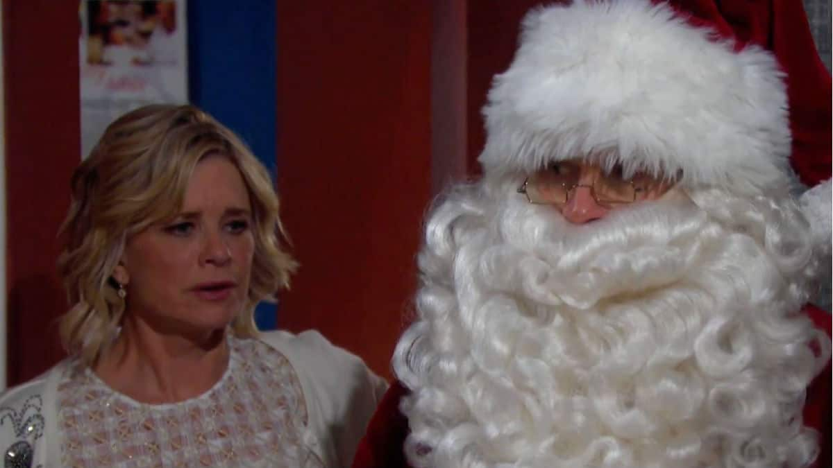 The holiday season is in full swing on Days of our Lives.