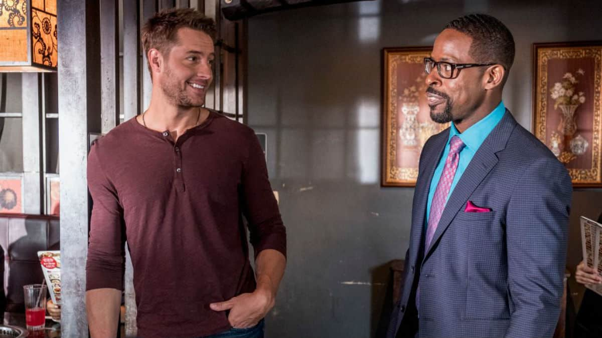 This Is Us Kevin and Randall not speaking is too much for fans.