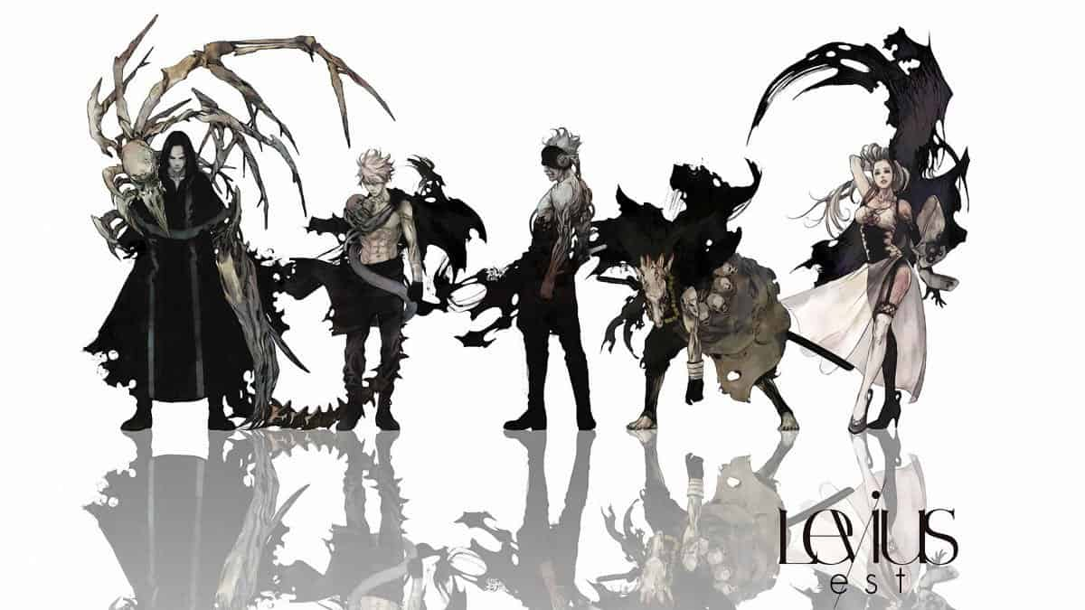 Levius key art