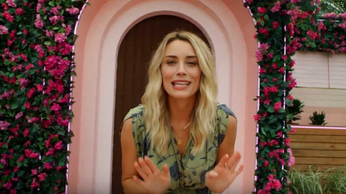 Love Island Host