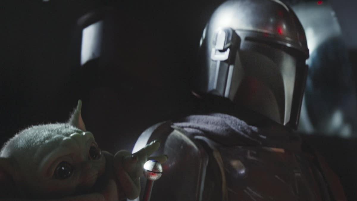 Mando And Yoda