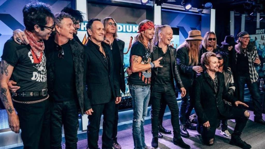 Poison, Motley Crue postpone 2020 stadium tour