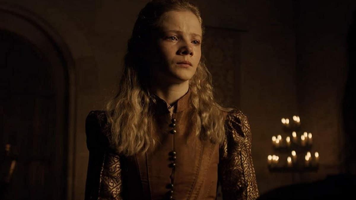 Freya Allan as Princess Ciri on The Witcher