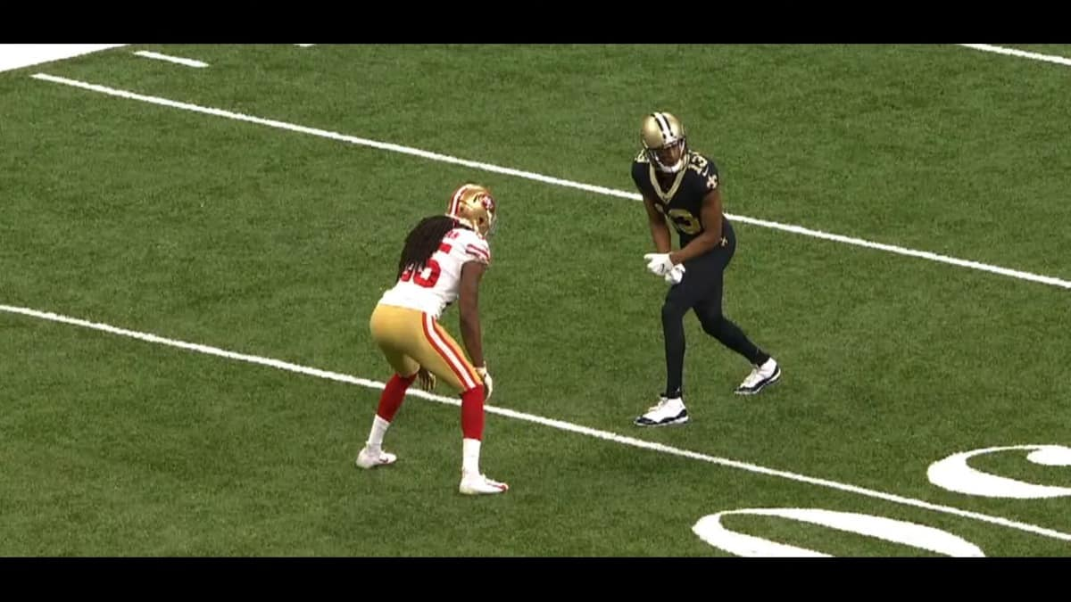 San Francisco 49ers lose two key starters in big win over New Orleans Saints