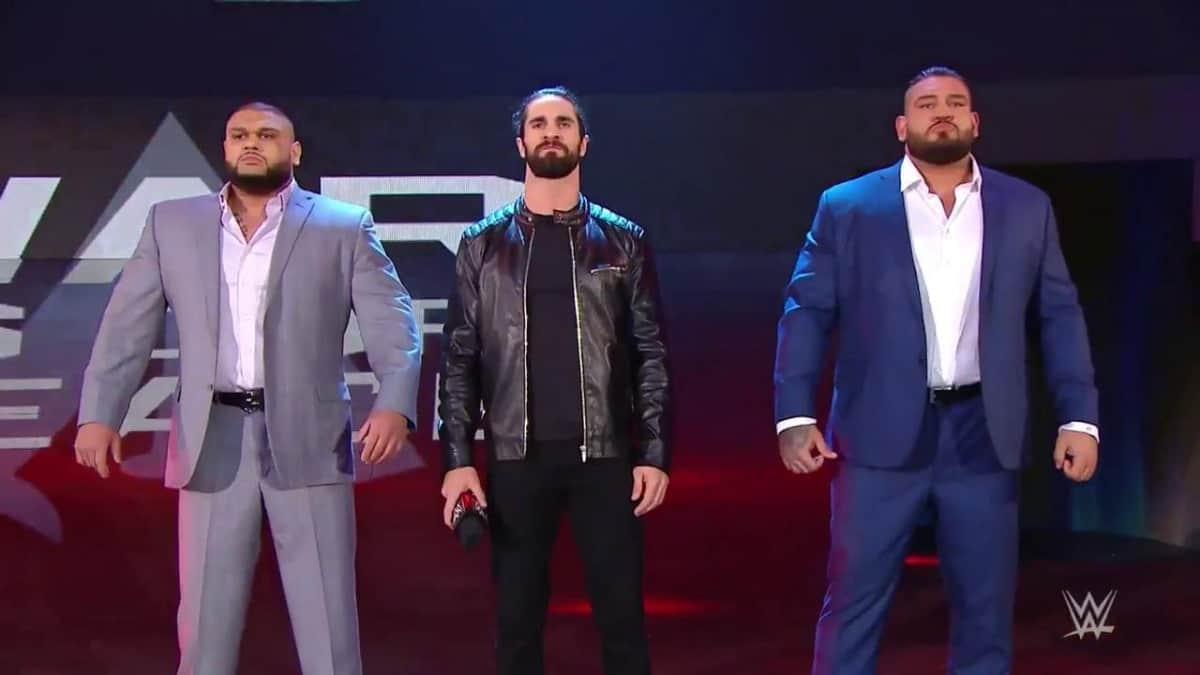 Seth Rollins completes heel turn, turns on fans, joins sides with AOP