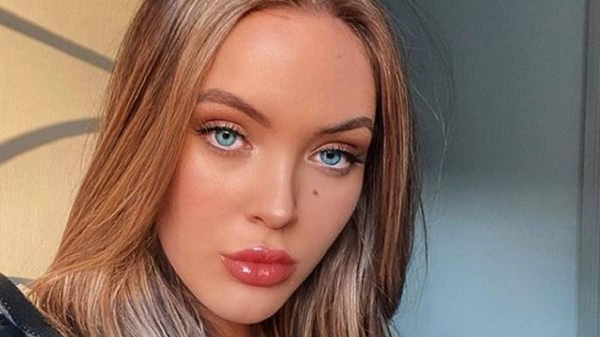 Billie Eilish superfan Skylar Davies