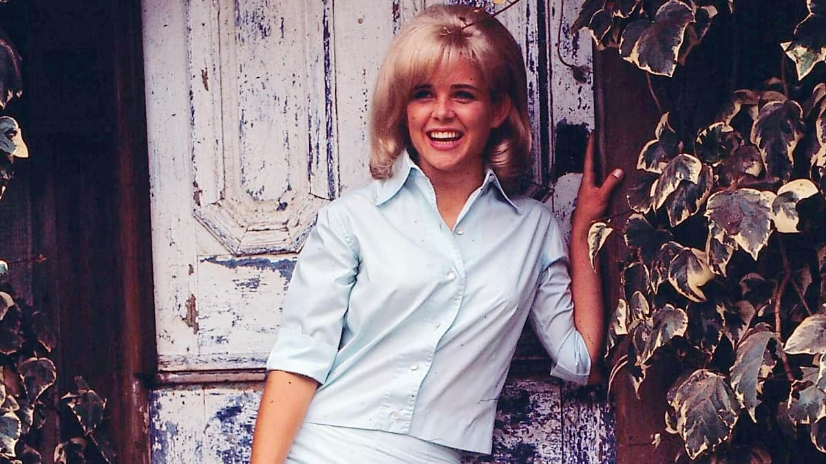 Actress Sue Lyon