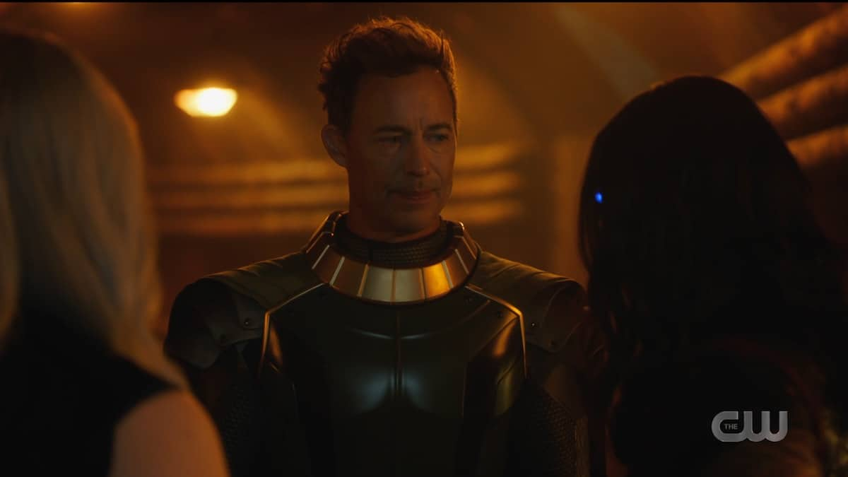 Tom Cavanagh as Nash Wells/Pariah in Crisis on Infinite Earths. Pic credit: The CW