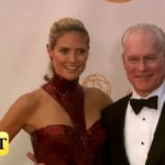 Tim Gunn and Heidi Klum from Project Runway