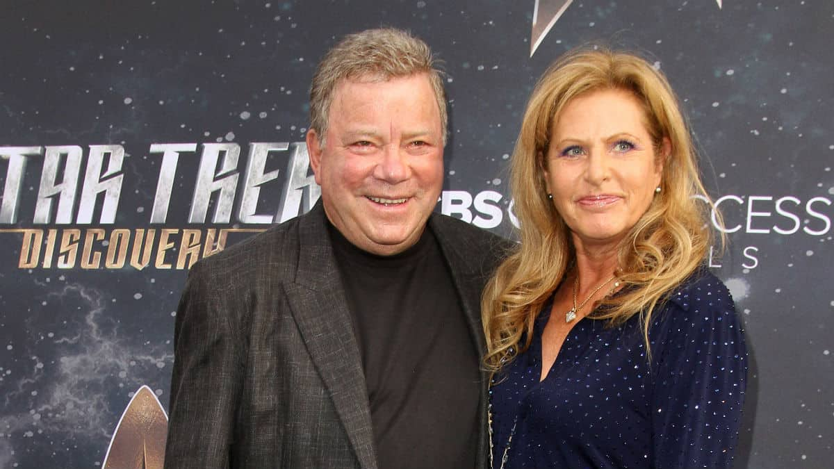 William is ending his marriage to wife, Elizabeth Shatner .