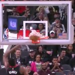 james harden dunk vs san antonio spurs