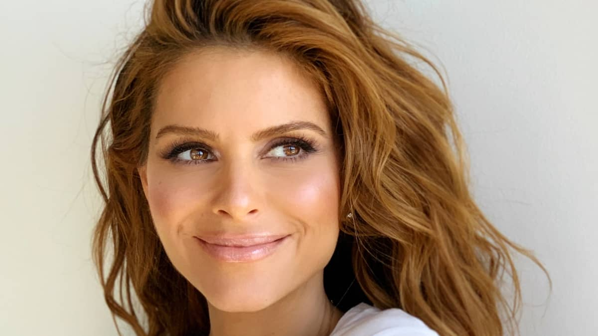 One half of FOX's ace team to ring in the New Year: Maria Menounos. Pic credit: FOX