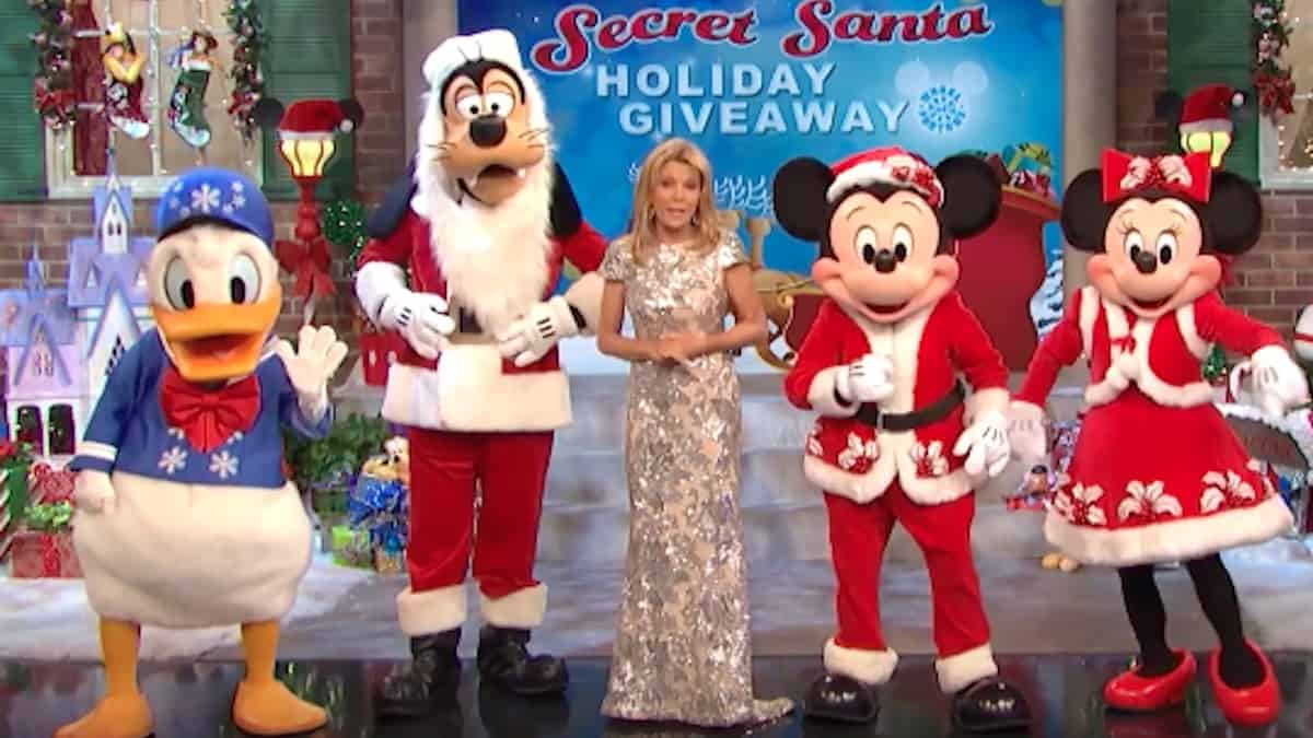vanna white to host wheel of fortune secret santa giveaway during pat sajak health scare