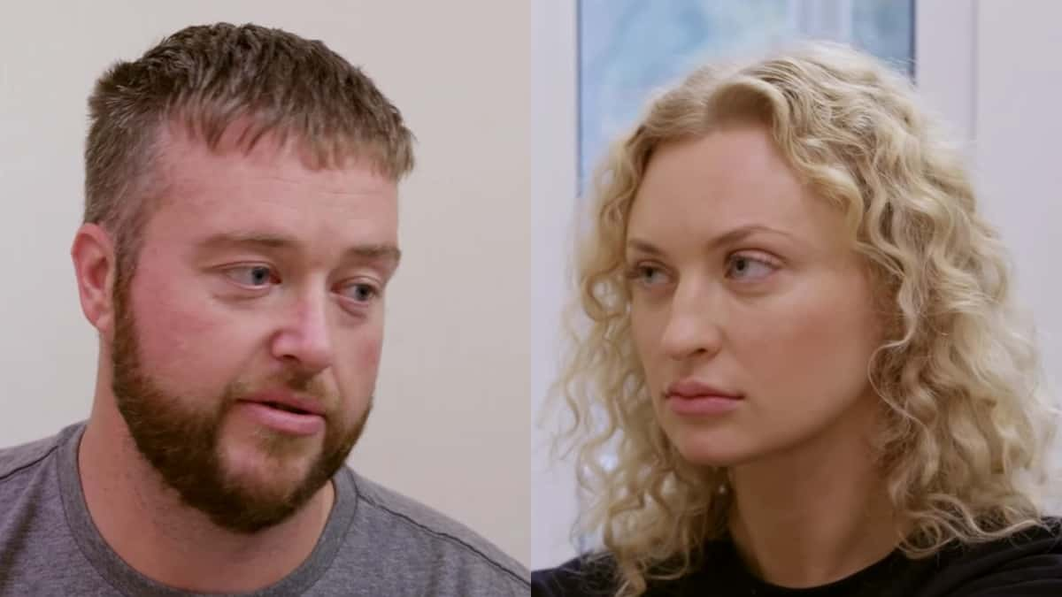 Mike and Natalie on 90 Day Fiance