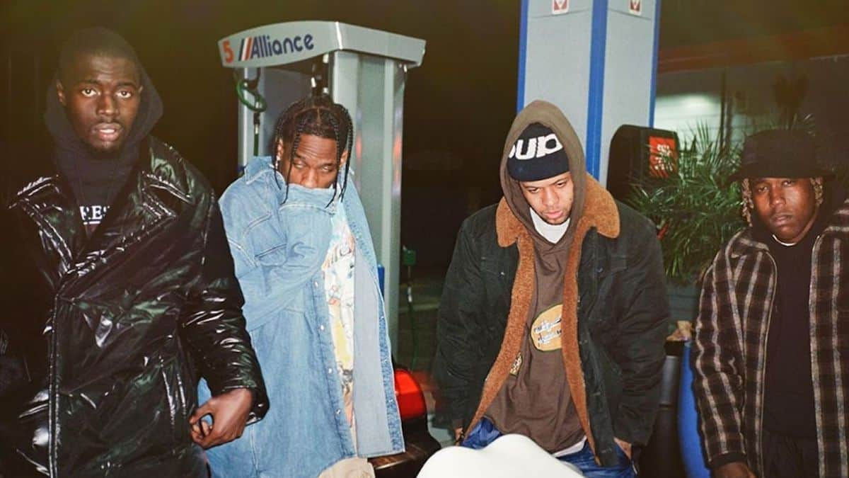 travis scott and the jackboys release new compilation