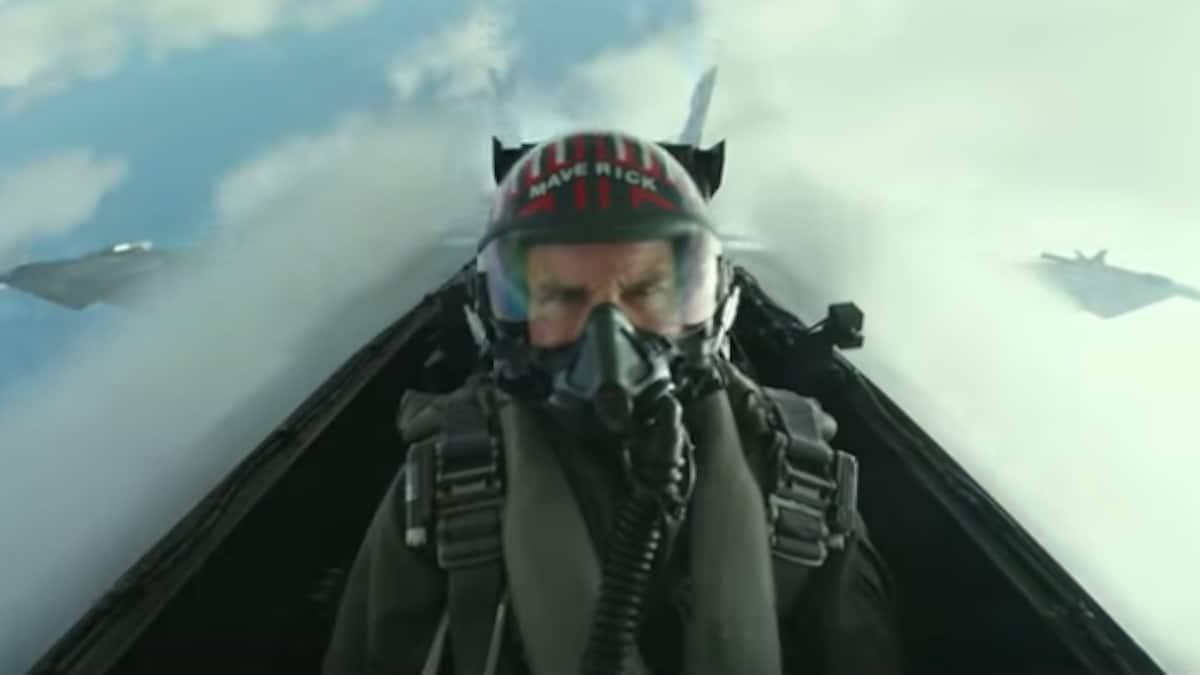 new top gun maverick trailer arrived on december 16
