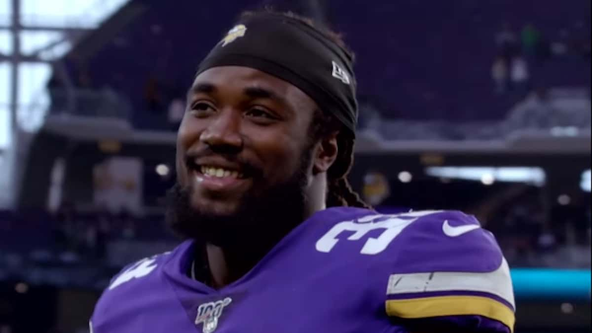 dalvin cook and minnesota vikings headed to opening round of playoffs