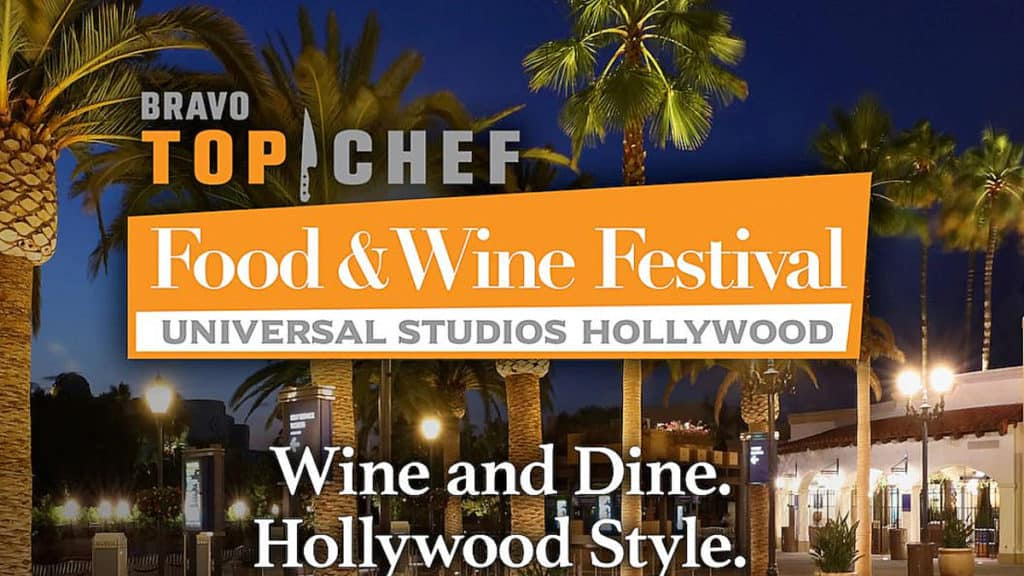 Bravo series Top Chef announces first Food & Wine Festival, all the details
