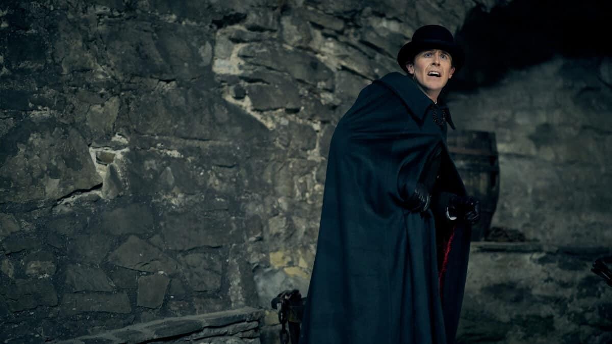 John Heffernan on Dracula