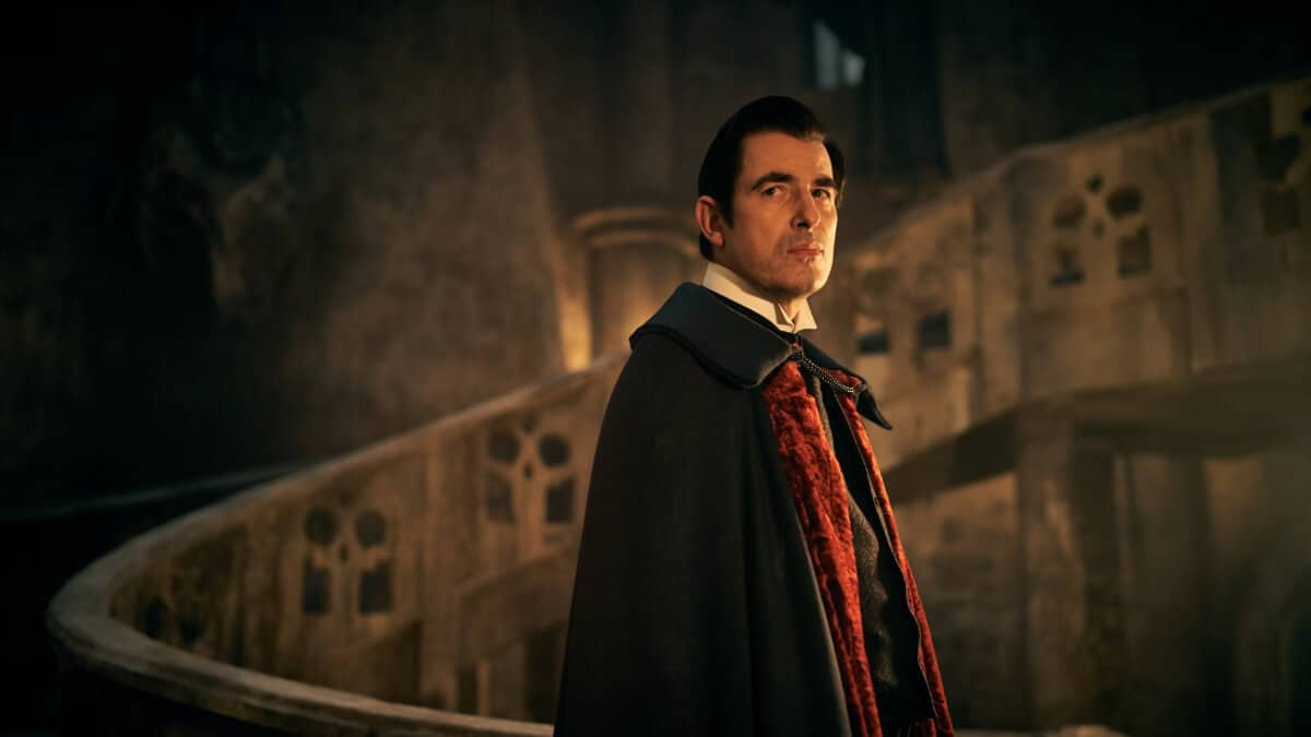 Netflix's Dracula: Who is Claes Bang, the man who plays the Count?