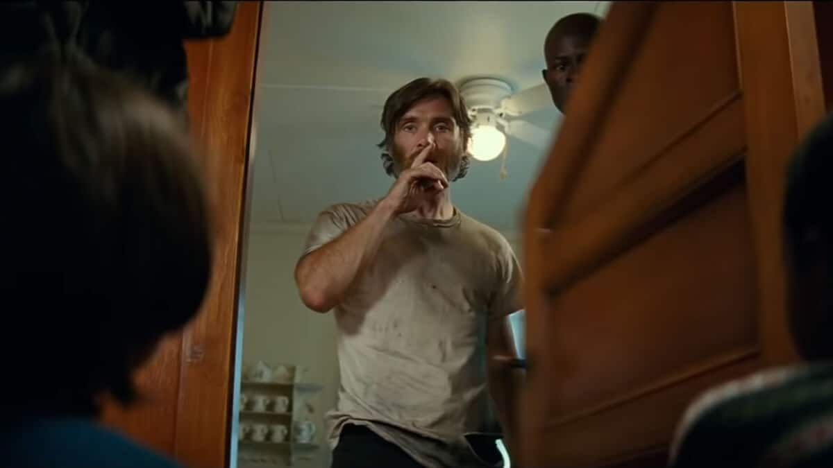 Cillian Murphy in A Quiet Place 2 trailer has Twitter going wild
