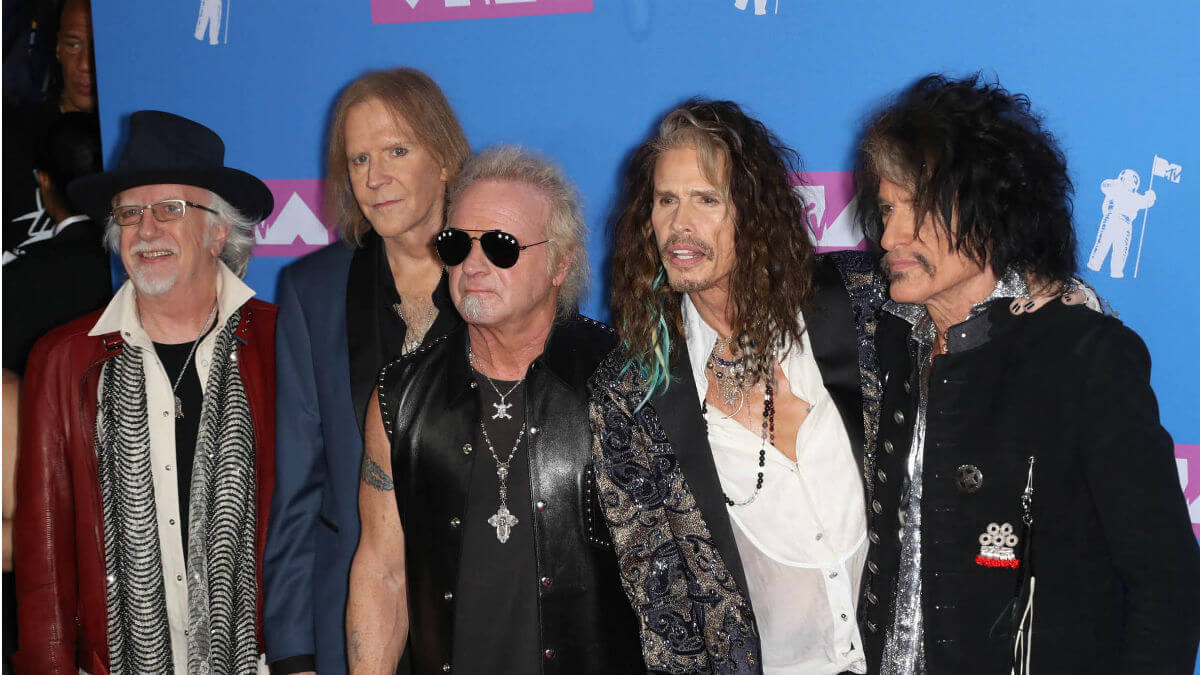 Aerosmith drummer Joey Krammer is suing the band.