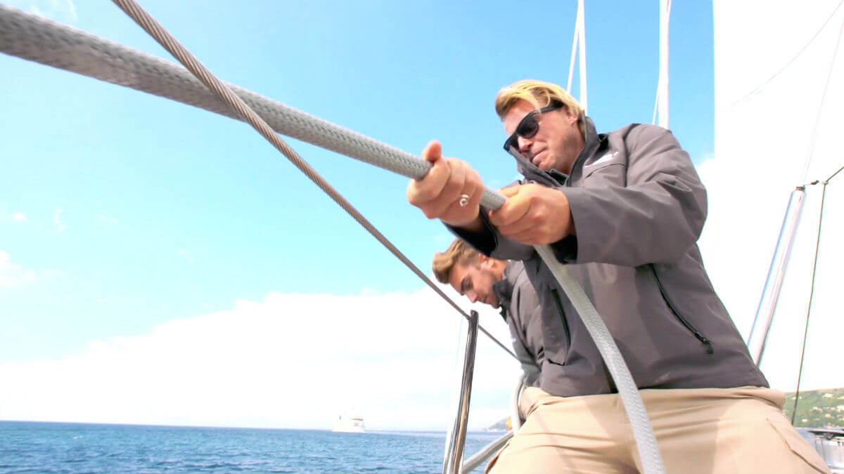 Below Deck Sailing Yacht is the newest Bravo reality TV show.