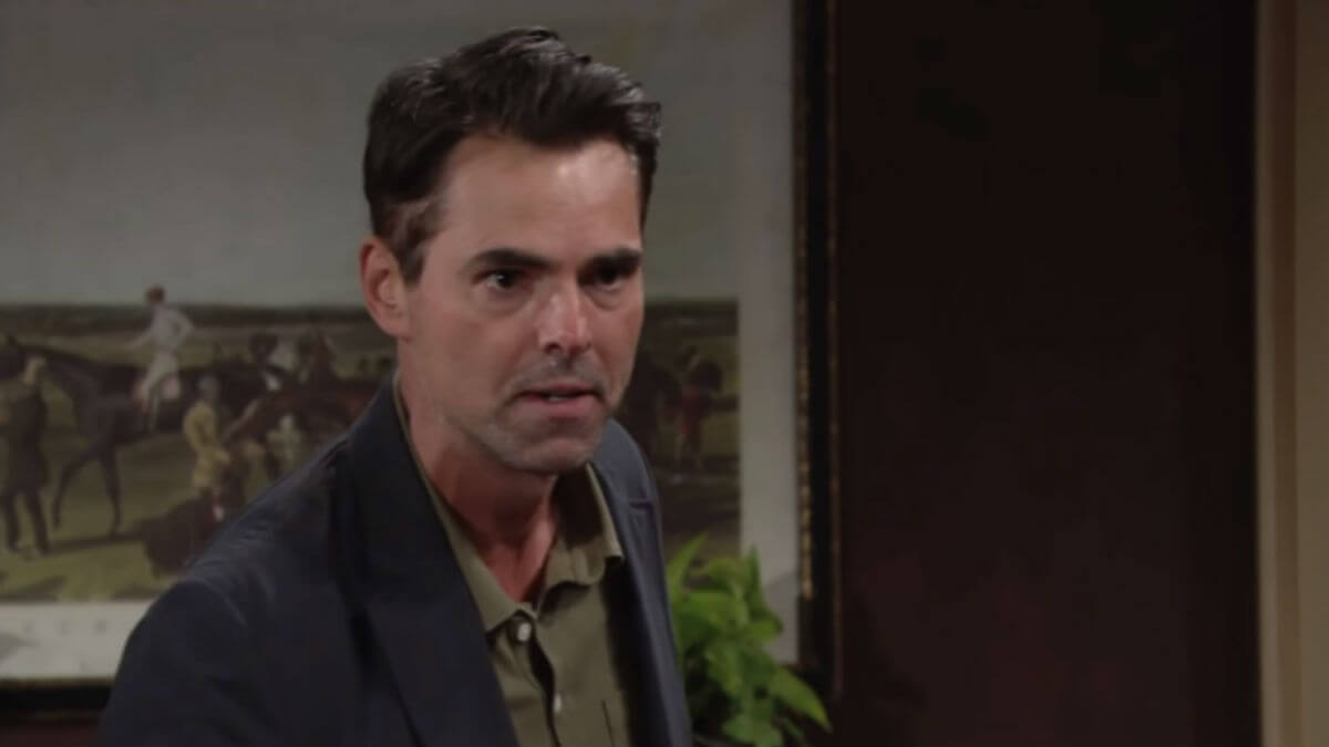 The Young and the Restless spoilers tease Billy continues to blow up his life.