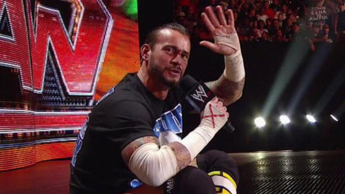 CM Punk makes shocking pick for WWE Royal Rumble winner