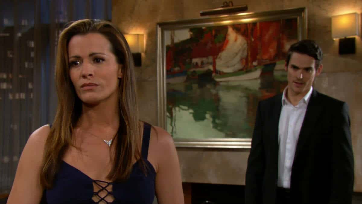 The Young and the Restless spoilers chelsea and Adam together again.