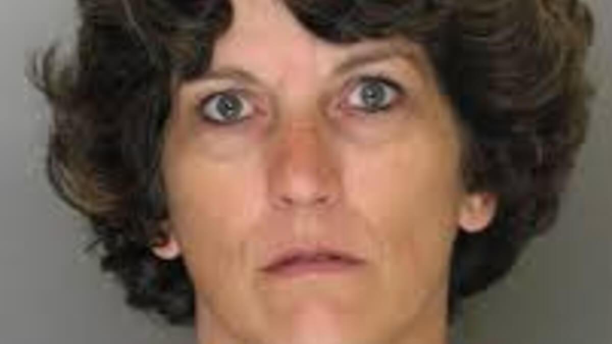 Mugshot of Cheryl Kunkle