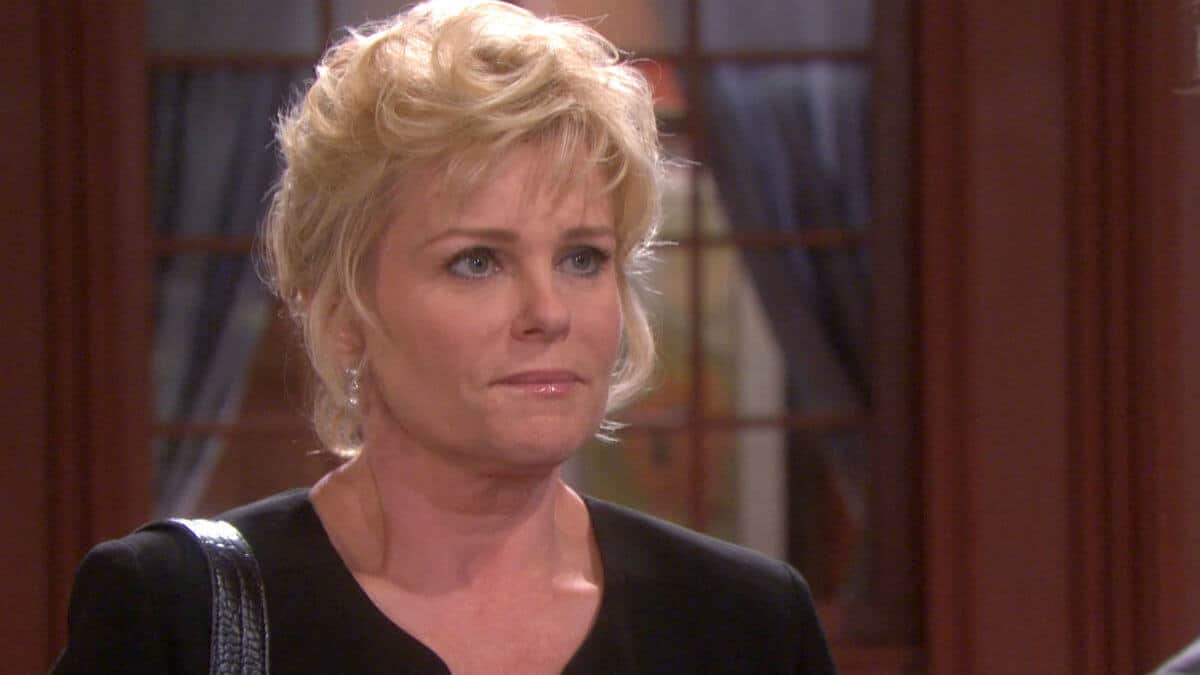 Days of our Lives Adrienne how did she die?