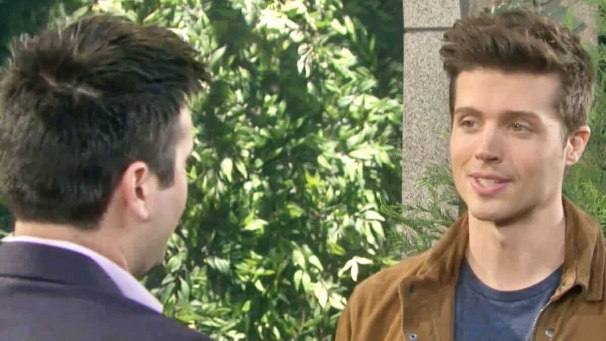 Who plays Evan on Days of our Lives?