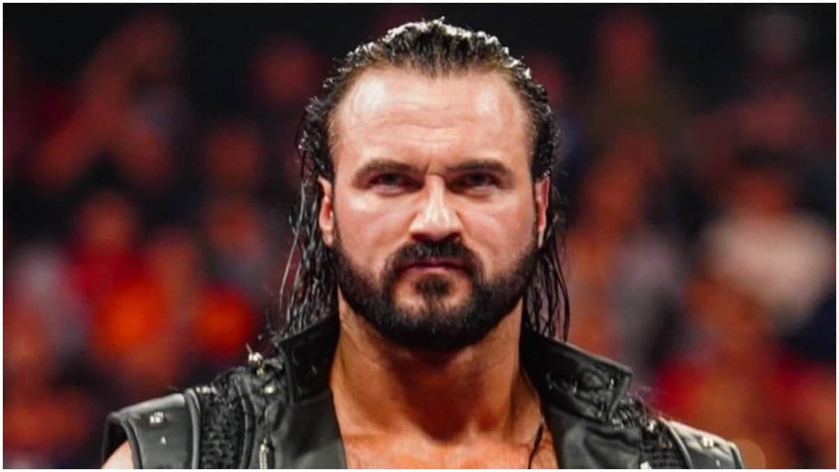 Drew McIntyre chooses to challenge Brock Lesnar at WWE WrestleMania 2020