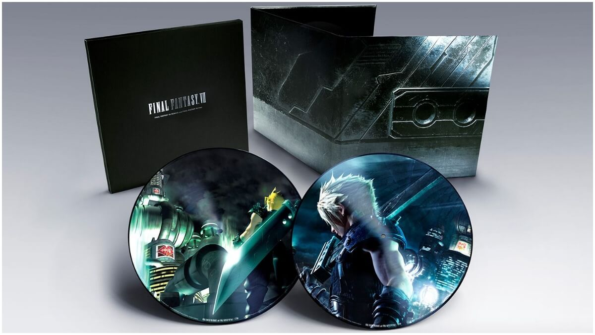 Final Fantasy VII and FF7 Remake Vinyl release date delayed