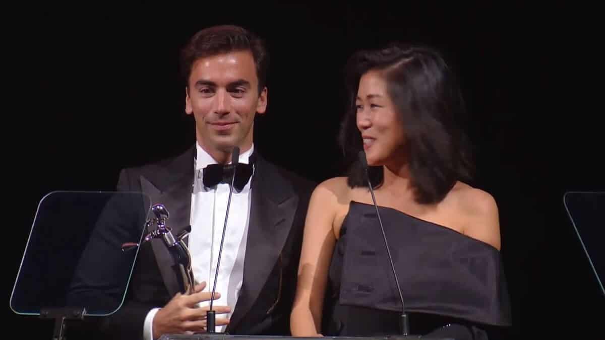 MONSE's Fernando Garcia and Laura Kim