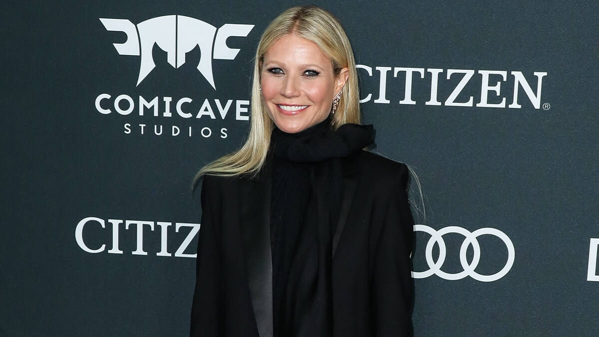 Gwyneth Paltrow is the owner of Goop