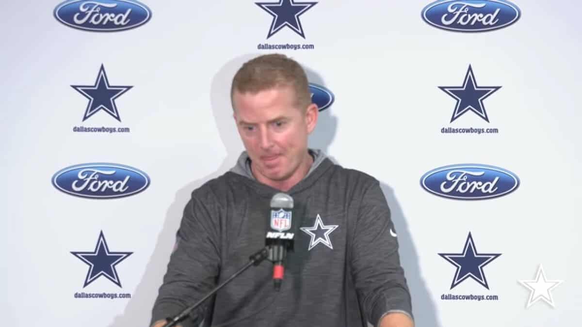 Dallas Cowboys finally officially announce Jason Garrett's fate
