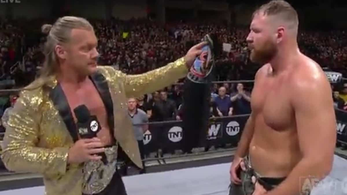 Did Jon Moxley join Chris Jericho and the Inner Circle on AEW Dynamite?