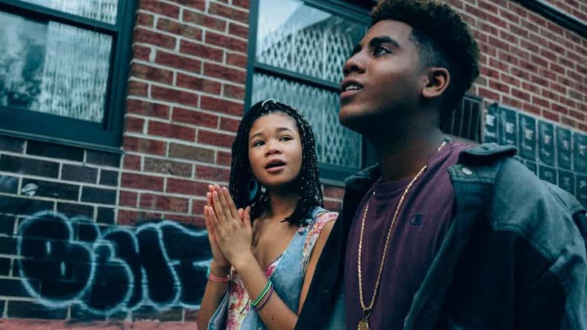Critics' Choice winner Jharrel Jerome in a still from When They See Us (Netflix). Pic credit: Netflix