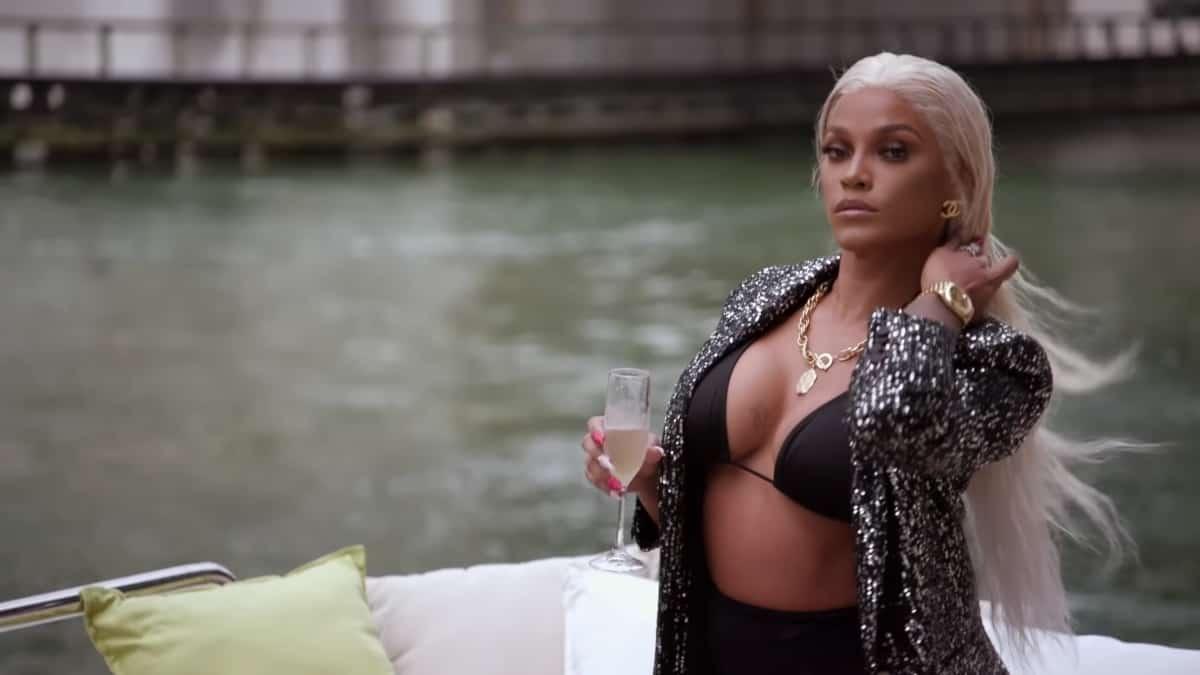 Joseline Hernandez on Love & Hip Hop Miami