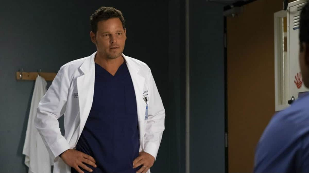 Justin Chambers is done with Grey's Anatomy.