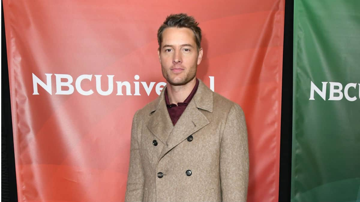 Justin Hartley is making sure he takes care of himself amid divorce from Chrishell Hartley