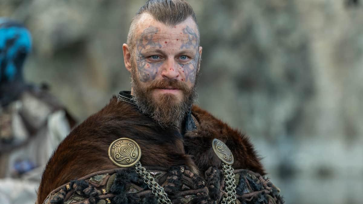 Peter Franzen as King Harald Finehair