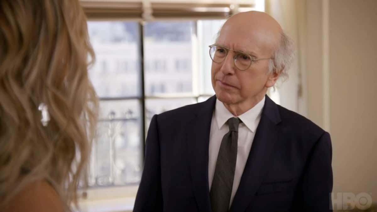Larry David on HBO's Curb Your Enthusiasm