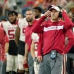 Dallas Cowboys looking at Oklahoma Sooners head coach Lincoln Riley