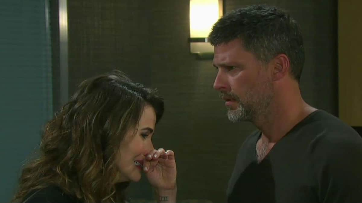 Linsey Godfrey and Greg Vaughan are back at Days of our Lives.
