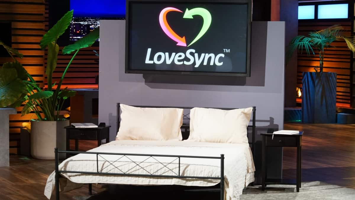 LoveSync on Shark Tank
