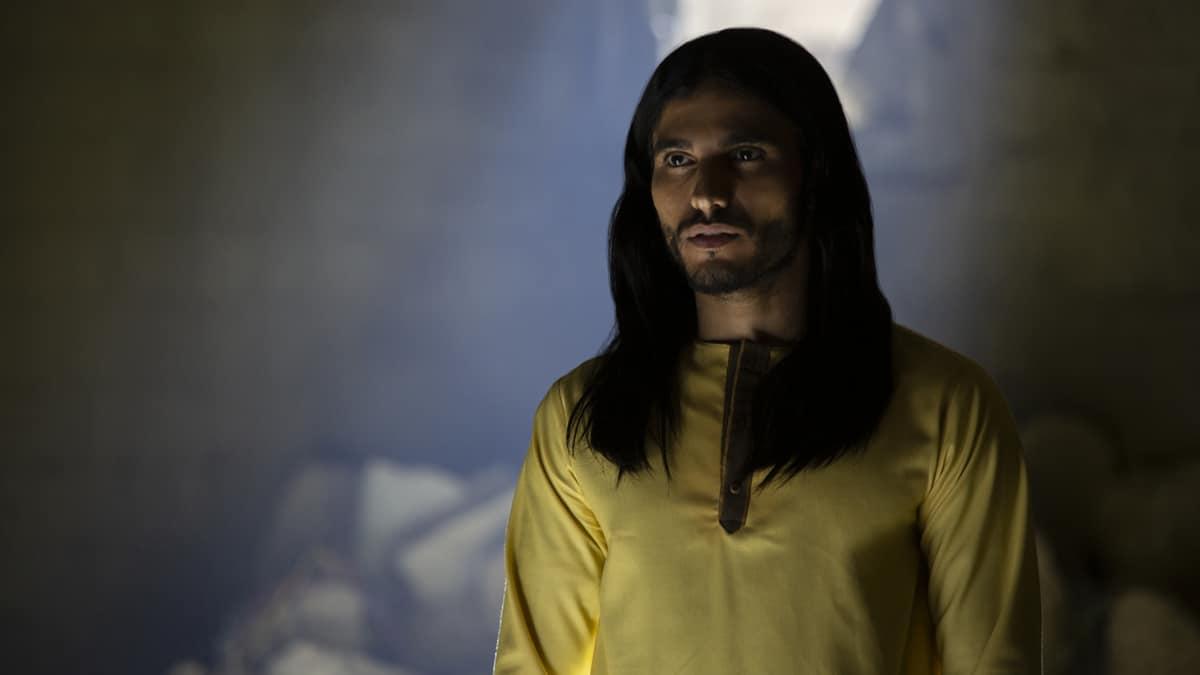 Mehdi Dehbi as Al-Masih on Messiah